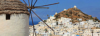 Mykonos - Santorini mit A/C Boote<BR /><Strong style='font-size:18px;'>Party und Entspannung für unter 35s</Strong>