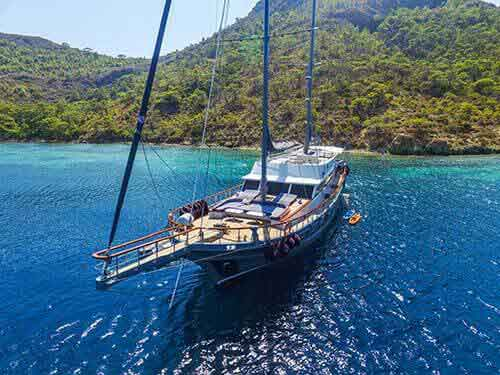 Private Yachtcharter